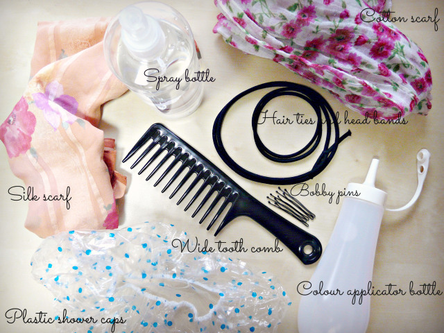 Natural hair tools